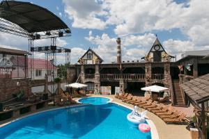 Old Town Hotel - Vodopadnyy