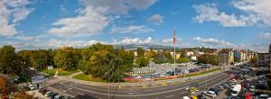 City Park Hotel, Hotely  Skopje - big - 8