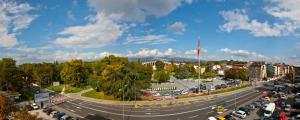 City Park Hotel, Hotely  Skopje - big - 28