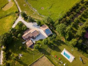 Agriturismo Il Castellaro, Загородные дома  Sassoferrato - big - 22