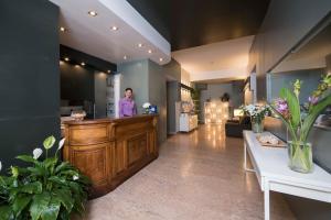 Hotel Montestella, Szállodák  Salerno - big - 52