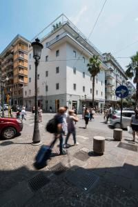 Hotel Montestella, Szállodák  Salerno - big - 12
