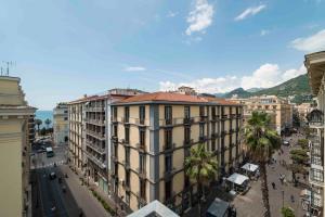 Hotel Montestella, Szállodák  Salerno - big - 13