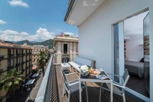 Hotel Montestella, Szállodák  Salerno - big - 15