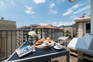 Hotel Montestella, Szállodák  Salerno - big - 16