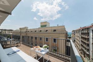 Hotel Montestella, Szállodák  Salerno - big - 17