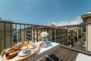 Hotel Montestella, Szállodák  Salerno - big - 18