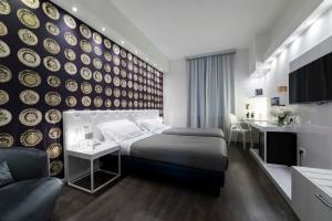 Hotel Montestella, Szállodák  Salerno - big - 47