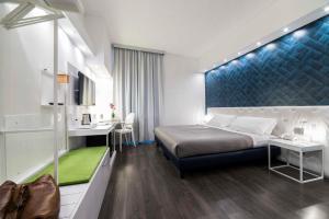 Hotel Montestella, Szállodák  Salerno - big - 2
