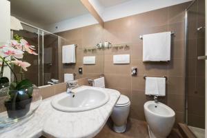 Hotel Montestella, Szállodák  Salerno - big - 43