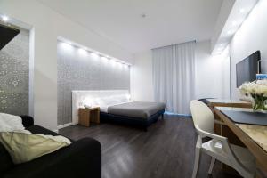 Hotel Montestella, Szállodák  Salerno - big - 41