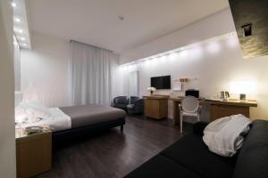 Hotel Montestella, Szállodák  Salerno - big - 39