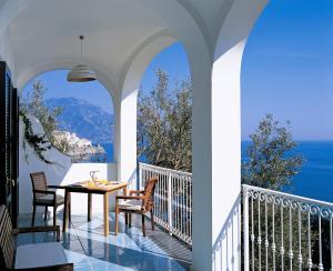Hotel Santa Caterina Review Amalfi Coast Italy