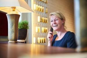 Hotel 't Kruisselt, Hotely - De Lutte