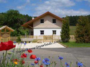 Ferienhaus Geyerbad - Hausen am Tann