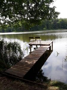 Zacisze nad jeziorem