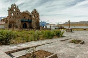 Casa Campo Tiobamba, Case vacanze  Maras - big - 3