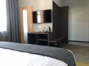 Hotel Kolumbs, Hotel  Liepāja - big - 9