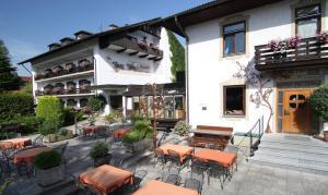 3 hvězdičkový hotel Hotel am Wald Bad Tölz Německo