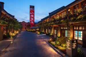 Capella Shanghai, Jian Ye Li