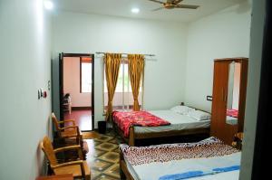 The Mayuravana Homestay, Проживание в семье  Чикмагалур - big - 8