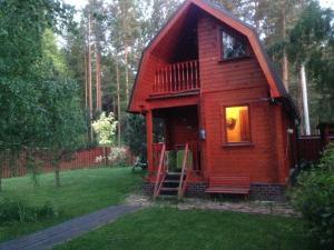 Cottage na Lesnoy 18 - Krasnaya Gorka