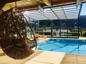 Location gîte, chambres d'hotes Chalet Hotel Alpina dans le département Haute Savoie 74