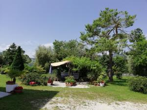 B&B Antica Fonte del Latte, Bed & Breakfasts  Santa Vittoria in Matenano - big - 15