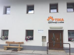 Apartmaji in sobe Tina - Hotel - Kranjska Gora