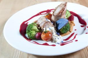 Apartamenty Mesa Grill Restaurant Cafe, Bed and Breakfasts  Dźwirzyno - big - 60