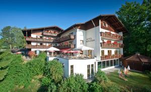 Hotel Bergruh - Hinteregg