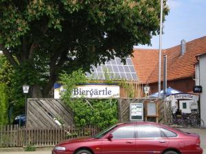 Gasthof Magg, Locande  Biberbach - big - 33