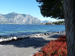 Hotel Capri, Hotely  Malcesine - big - 51