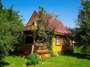 Usadba Safronovykh - Akkurum