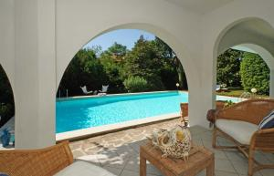 Villa Gecko, lovely family villa with private pool 100m from lake and shops, Ville  Gardone Riviera - big - 27