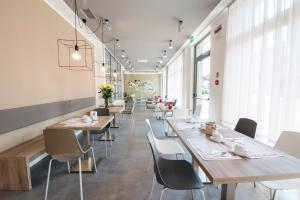 Albergo Garni Francesco, Hotely  Nago-Torbole - big - 41