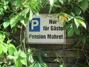 Pension Mahrets Puppenstube