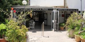 Apartamentos Gomila Park, Apartments  Palma de Mallorca - big - 57
