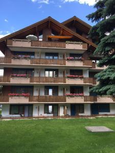 St Martin Apartments - Hotel - Täsch