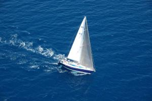 Ellinas yacht, Каламата