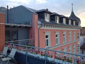 """Gästehaus """"Rendezvous am Schlossplatz"""" - Ebersdorf bei Coburg"""