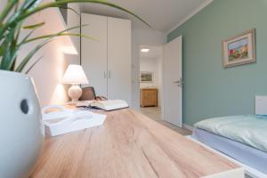 Ferienwohnungen Rosengarten, Апартаменты  Бёргеренде-Ретвиш - big - 329