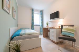 Ferienwohnungen Rosengarten, Appartamenti  Börgerende-Rethwisch - big - 330
