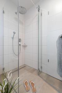 Ferienwohnungen Rosengarten, Апартаменты  Бёргеренде-Ретвиш - big - 325