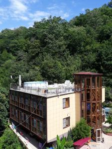 Гостевой дом Зеленый самшит