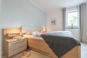 Ferienwohnungen Rosengarten, Appartamenti  Börgerende-Rethwisch - big - 316