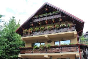 Pensiunea Casa Bogdan Azuga - Hotel
