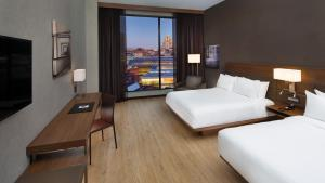 AC Hotel by Marriott Montreal Downtown, Отели  Монреаль - big - 22