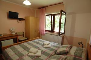 Rooms Family Glumac, Guest houses  Jezerce - big - 12