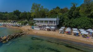 Flores Garden Beach Residence, Apartmány  Černomorec - big - 21